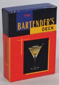Bartenders Deck by Philip Collins 1997-08-01 Drink Flash Cards