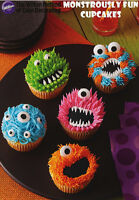 Monstrously Fun Cupcakes!  Kid's Class!