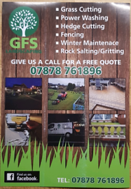 Garden services and property maintenance...covering greater Belfast