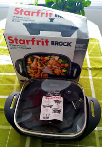 ELECTRIC SKILLET AND SLOW COOKER