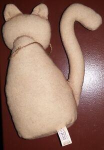 Honey & Me Plush Stuffed Cat with Beannie Bottom - NEW London Ontario image 3