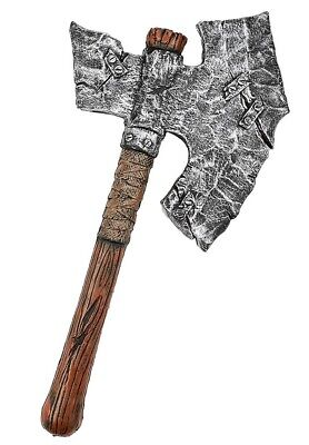Halloween Cosplay Foam Jagged Axe Prop Weapon - Halloween Axe