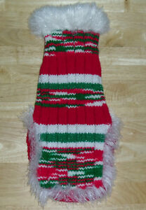 Linda's Pet Sweaters Hand Knitted Easy Care Four Styles Windsor Region Ontario image 1