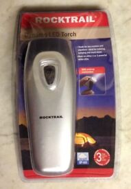 Wind Up Dynamo LED Torch