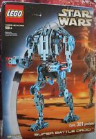STAR WARS LEGO 8012 SUPER BATTLE DROID – NEVER OPENED