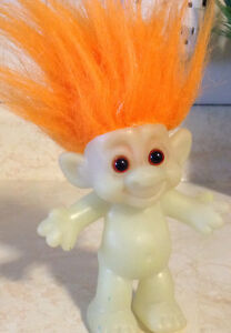 VINTAGE RARE GLOW IN THE DARK COLLECTABLE FOREST TROLL Gatineau Ottawa / Gatineau Area image 6