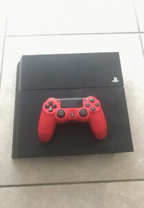 PS4 W/Controller and Games!