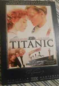 Titanic 3 disc Special Collectors Edition DVD