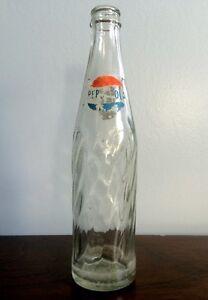 PEPSI SODA POP BOTTLE ~ 1977