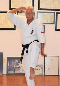 AUTHENTIC     UECHI RYU KARATE     ADULT CLASSES