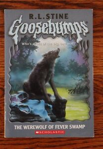 THE WERE WOLF OF FEVER by R.L. Stine
