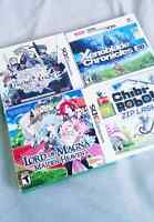 3DS games for $25!