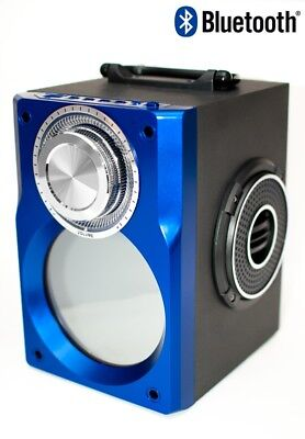 ALTAVOZ PORTATIL CON BLUETOOTH PARA TABLET MOVIL IPAD IPHONE GALAXY TAB G5...