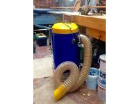 Wood workers dust extractor