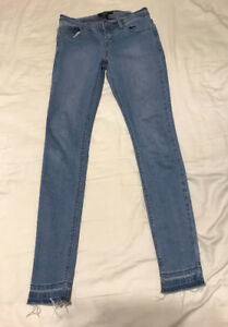 Light Wash Skinny Jeans from Forever 21