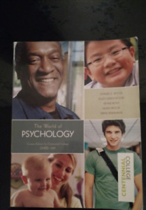 World of Psychology (Custom Edition for Centennial College)