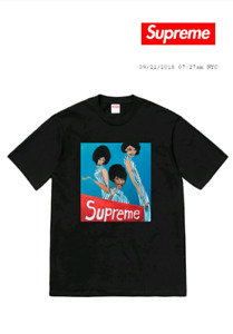 Supreme Group Tee Black | Medium