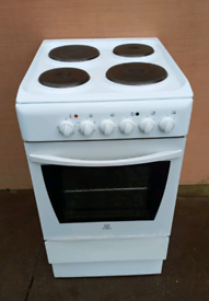 ELECTRIC COOKER: INDESIT ,50CM WIDE * delivery available *