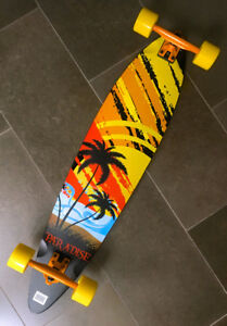Paradise Sunset Pintail Longboard BRAND NEW