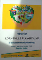 2 Days left! Help a local community try to save their Playground