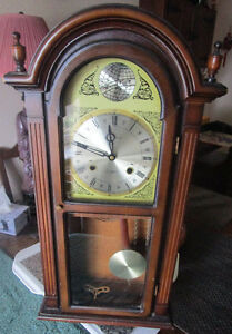 "Daniel Dakota ""Tempus Fugit"" key-wind clock 4 sale"
