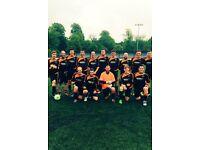 Players wanted for Sunday football league team EK/Glasgow