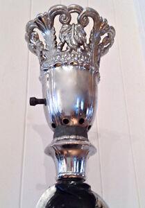 RÉDUIT Antiquité  Magnifique lampe torchère de style Art Déco