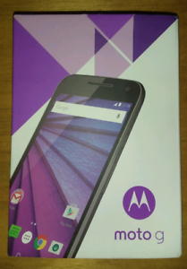 Motorola Moto G (3rd Generation) - Virgin Mobile