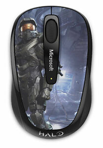 Halo Limited Edition Wireless Mouse 100% new