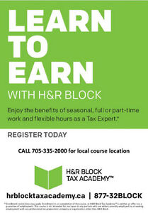 Income Tax Preparer - Tax Course Available