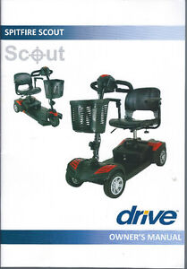 4 wheel scooter
