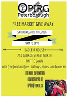 Free Market Giveaway!