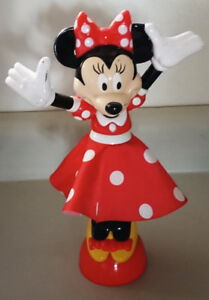 Disney Minnie Mouse Handheld Spin Toy battery operated