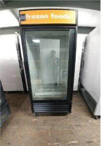Refurbished Coolers & Freezers GDM 26 & 26F One Door Glass