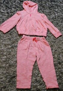 GIRL'S TRACKSUIT SIZE 4T
