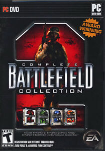 COMPLETE BATTLEFIELD 2 COLLECTION