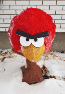 """Angry Birds """"Red"""" Decoration"""