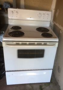 Whitehouse Electric Stove