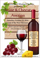Wine and Cheese Auction