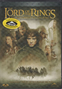 The Lord of the Rings: Fellowship of the Rings W/S Brand New DVD