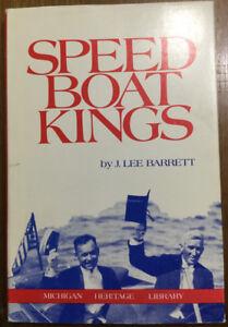 Speedboat Kings