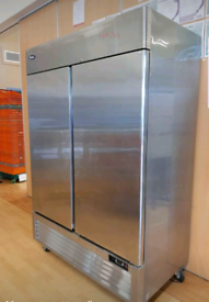 Atosa commercial Freezer stainless steel fully working with guaranty