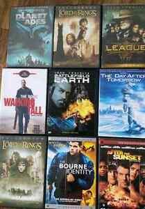 Movie DVDs Cambridge Kitchener Area image 1