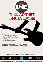Play LME Showcase - VANCOUVER - JANUARY 2016 - APPLY NOW!