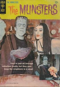 The Munsters 1st Edition