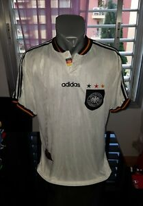 CAMISETA-SHIRT-VINTAGE-90-039-S-GERMANY-ALEMANIA-SELECCION-TALLA-XL