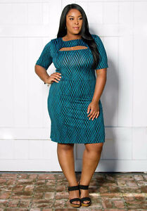 Sexy Designer Plus Size Clothing - TAKE 15% OFF! Sizes 0X-6X