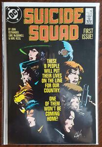 Suicide Squad 1, 1987