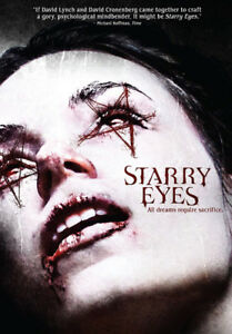 Starry Eyes - Dark Sky Films OOP Dvd New & sealed $25