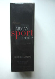 Armani Sport Code - Eau de Toilette - Men - 75 ml